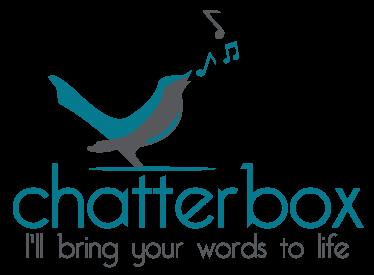 Natalya Bykov Chatterbox Branding Logo
